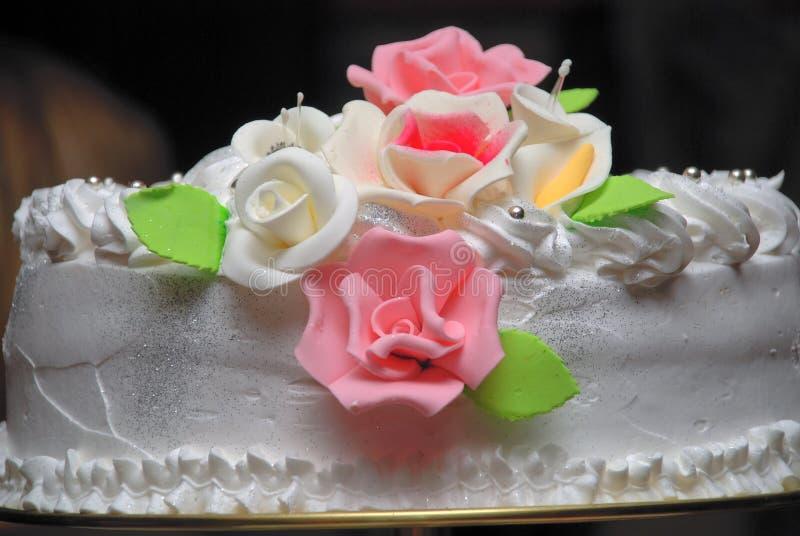 Boda cake05 imagen de archivo libre de regalías