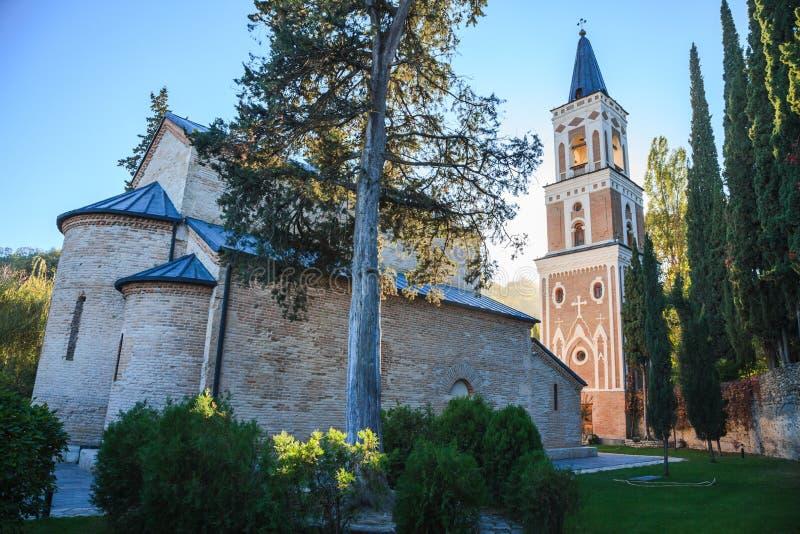 Bodbe Monastery stock photography