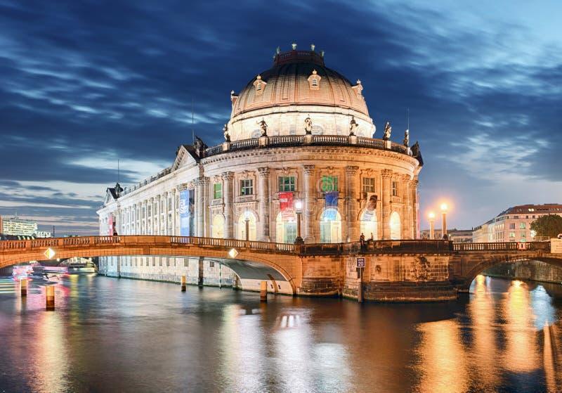 Bode музей, Берлин, Германия стоковые фото