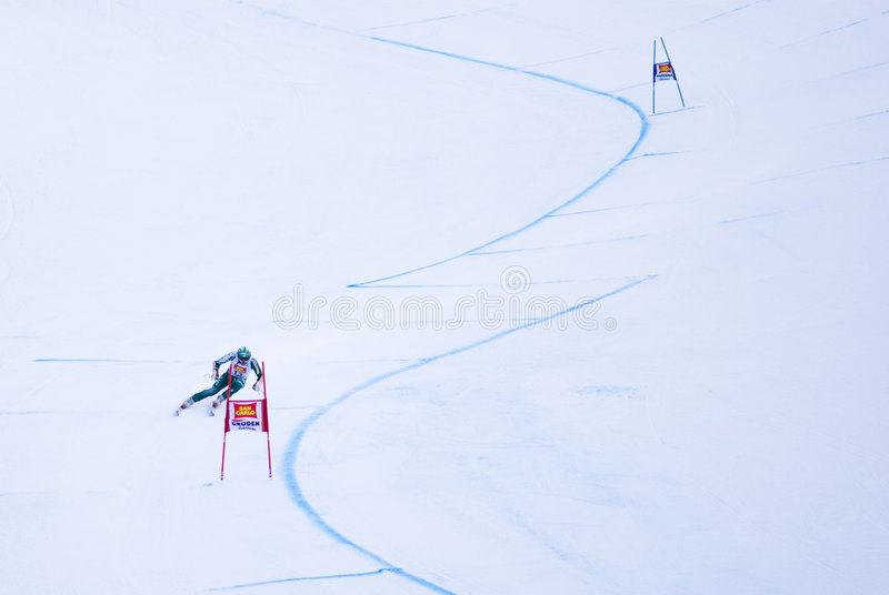 Download Bode Miller - Fis World Cup Editorial Stock Image - Image: 7501259