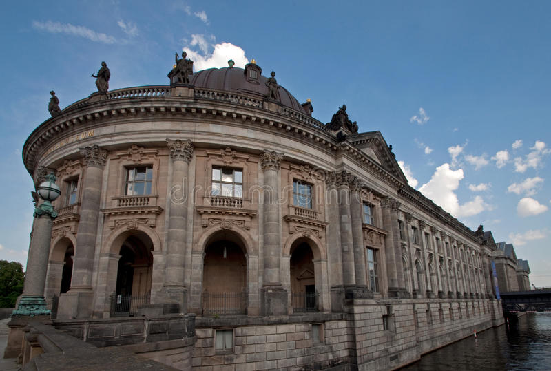 Download Bode Museum stock image. Image of culture, island, germany - 26091285