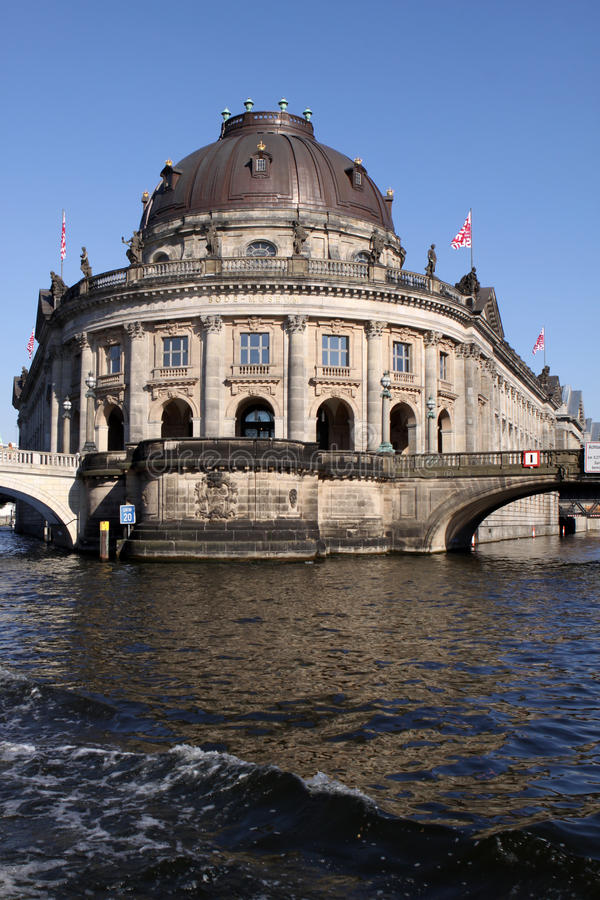 Download The Bode Museum, Berlin stock photo. Image of history - 15454764