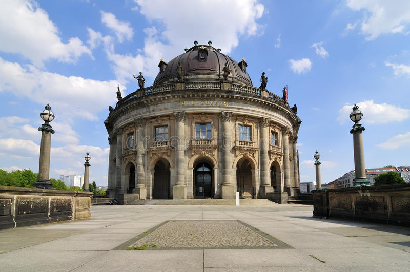 Download Bode museum in Berlin stock photo. Image of europe, historical - 19574216