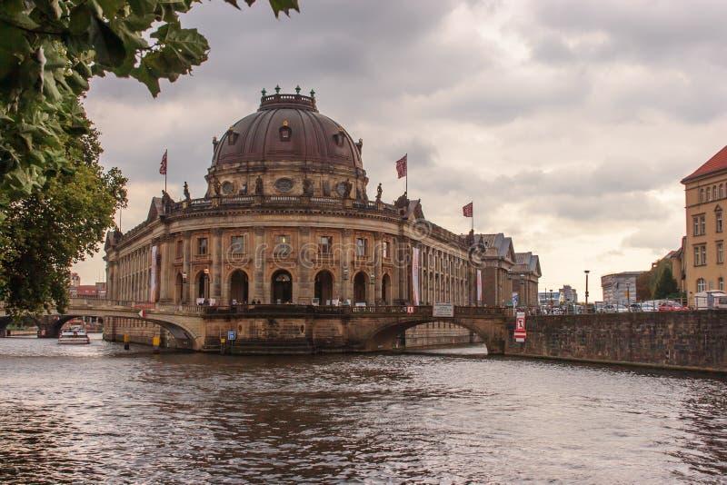 The Bode Museum - Berlin stock photo