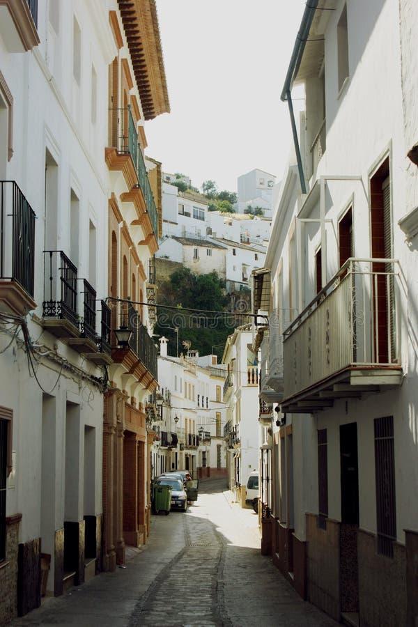 bodegas De Las Setenil Spain obrazy stock