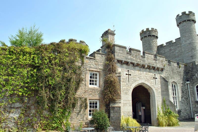 Bodelwyddan castle stock photos