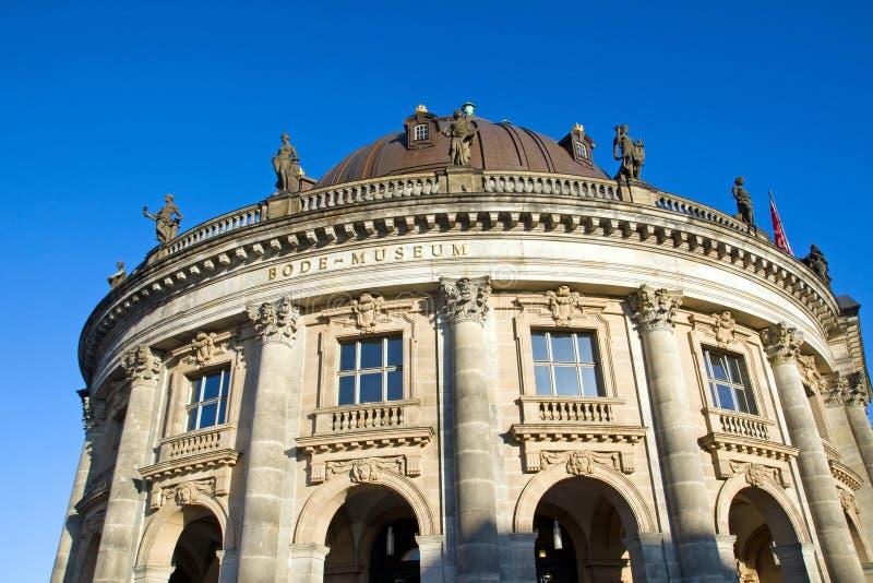 bodemuseum berlin стоковое изображение
