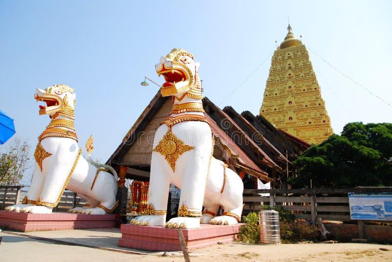 Bodh Gaya foto de archivo libre de regalías