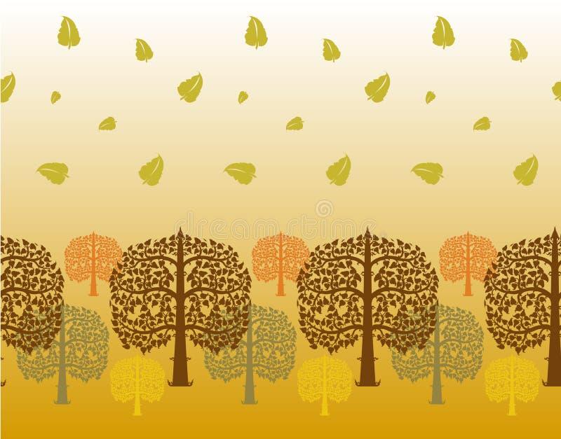 bodhi结构树 库存例证