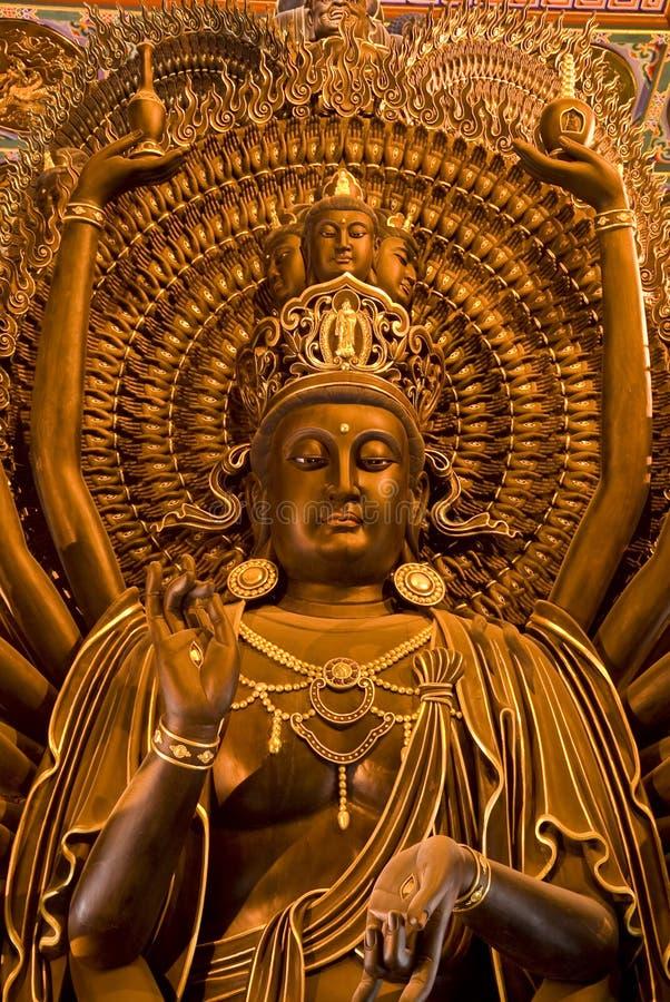 Bodhisattva fotografía de archivo libre de regalías