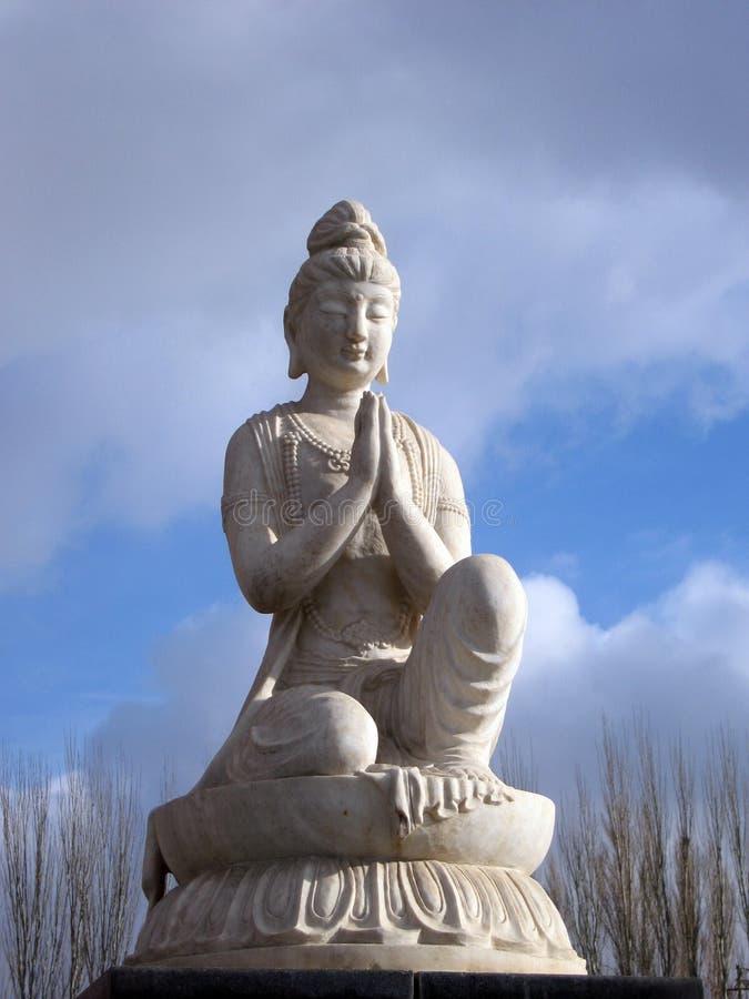 Bodhisattva imagenes de archivo