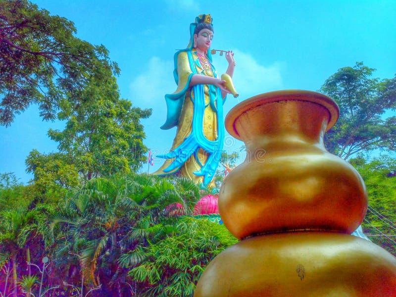 Bodhisattva stock photography