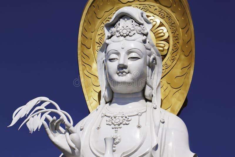 Bodhisattva de Guanyin imagen de archivo