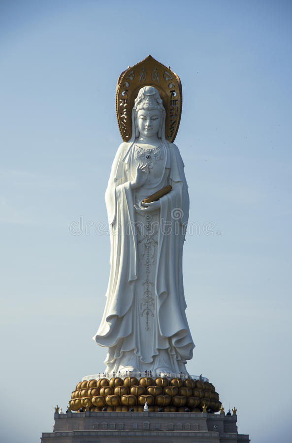 Bodhisattva de Guanyin photo libre de droits