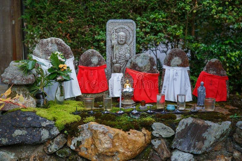 Bodhisattva de Jizo foto de archivo libre de regalías