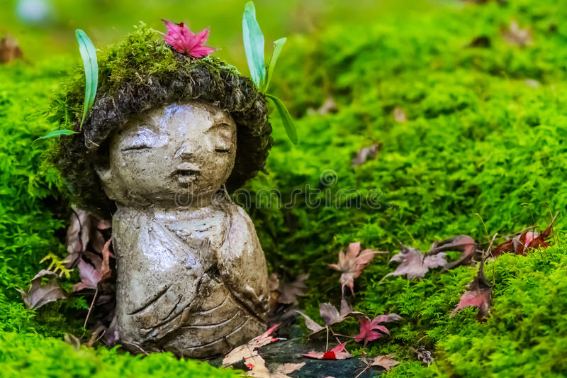 Bodhisattva de Jizo photos stock