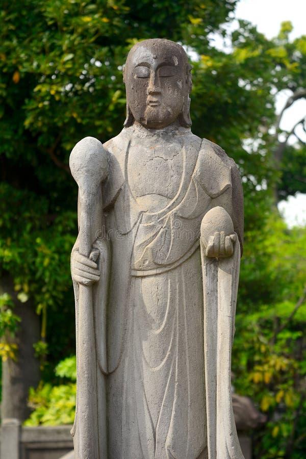 Bodhisattva de Jizo, Tokio, Japón fotos de archivo libres de regalías