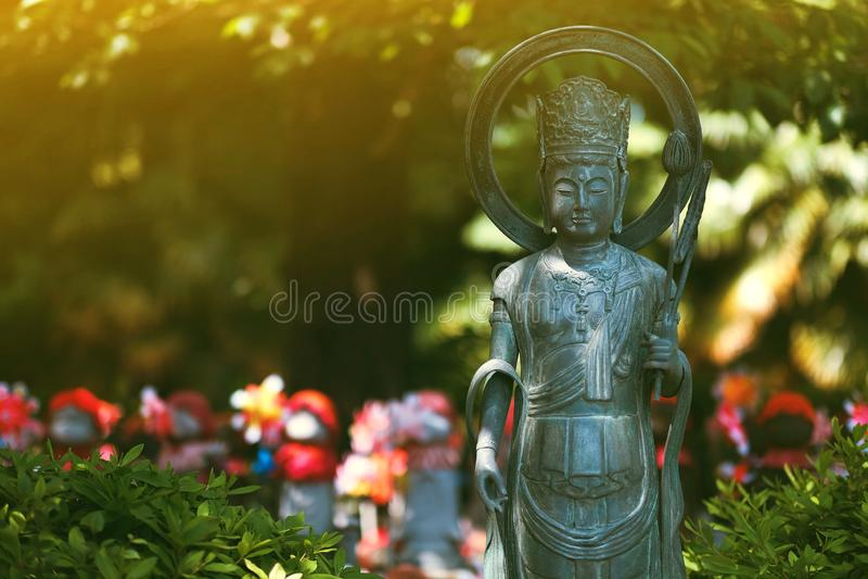 bodhisattva royalty-vrije stock afbeelding