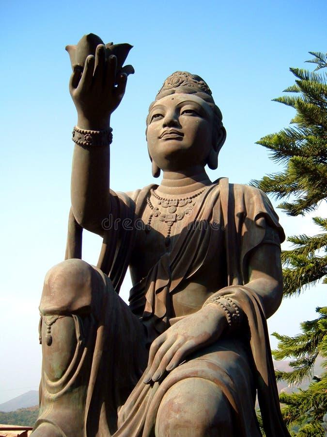 Bodhissatva foto de archivo