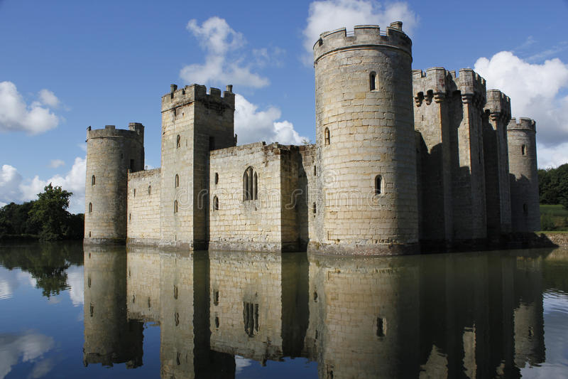 Download Bodiam Castle stock photo. Image of tourism, castle, appearance - 20611414