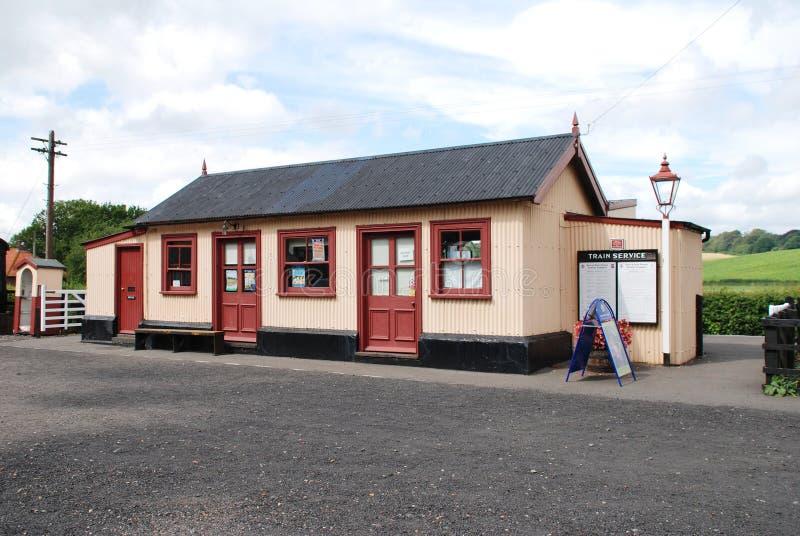 Download Bodiam Stacja Kolejowa, Anglia Obraz Editorial - Obraz złożonej z powierzchowność, britain: 28952655