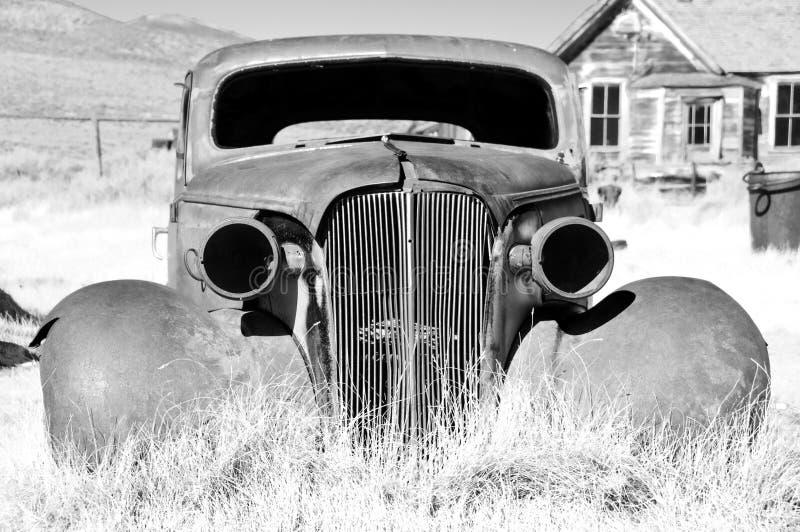 bodie加州国家公园状态美国 免版税库存图片