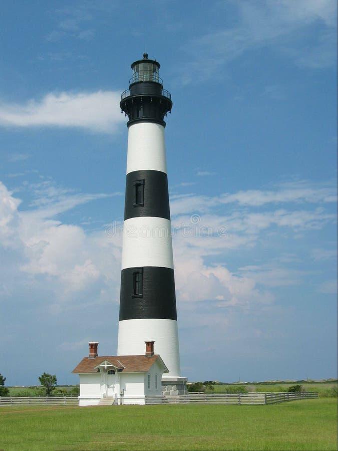 Bodie-Insel-Leuchtturm Lizenzfreie Stockfotos