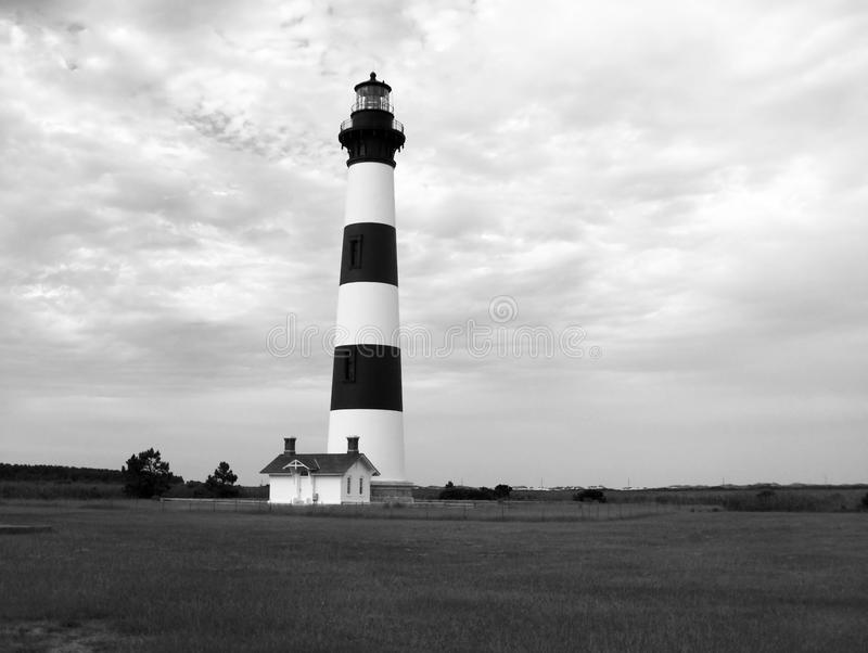 Download Bodie Island Lighthouse stock image. Image of white, lighthouse - 13280599