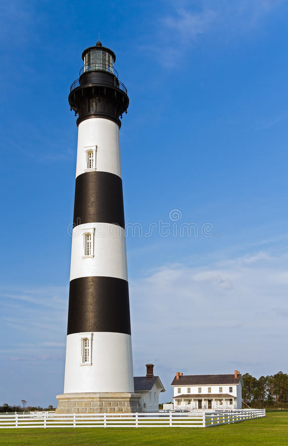 Bodie Island Lighthouse royalty free stock images