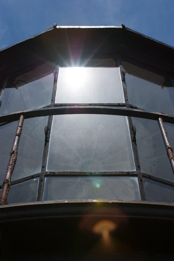 Bodie Island Lighthouse historique au bord de la mer national du Cap Hatteras sur les banques externes de la Caroline du Nord photo stock