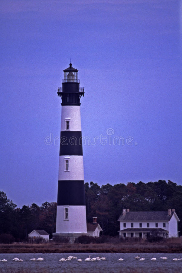 Download Bodie Island Lighthouse, NC Stock Image - Image: 11938887