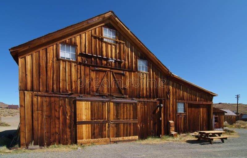 Bodie-nationaler Nationalpark, Ca, USA lizenzfreie stockbilder