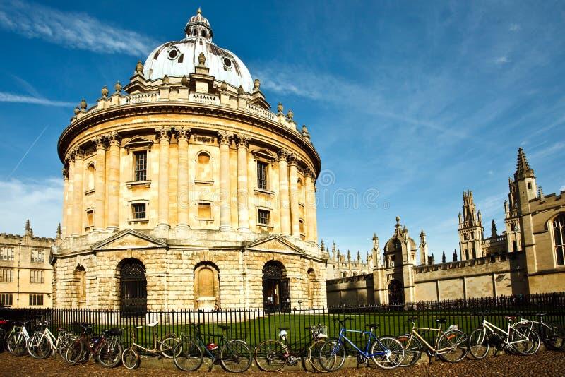 Bodleian Libary. The Bodleian Libary in Oxford England stock photos