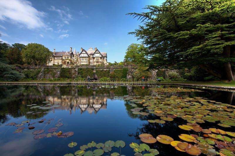Download Bodnant Gardens stock image. Image of wales, bodnant - 14851625