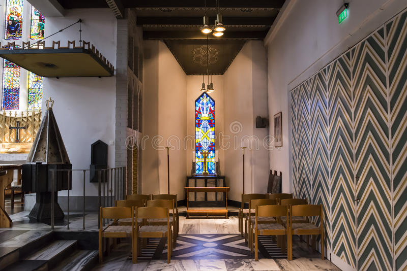 Download Bodo Cathedral stock photo. Image of window, altar, bodo - 34043768