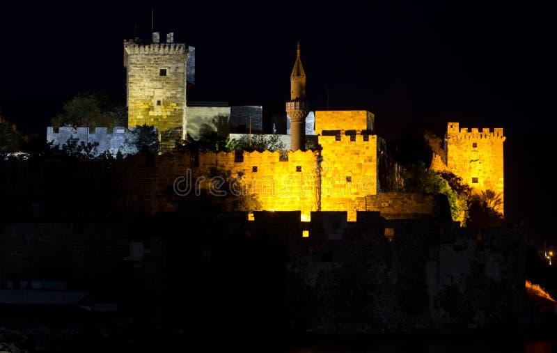 Bodrum Castle. From Mugla, Turkey stock photos