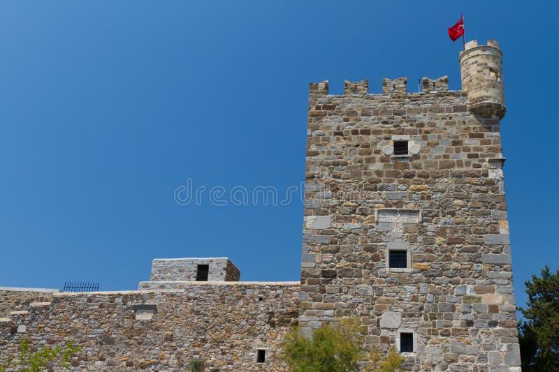 Download Bodrum slott från Mugla fotografering för bildbyråer. Bild av fort - 27276111
