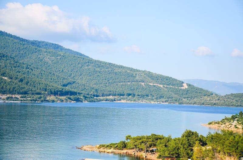 Bodrum, Turchia fotografia stock libera da diritti