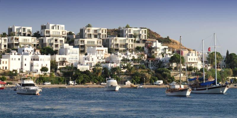 Bodrum - Turquia imagens de stock royalty free