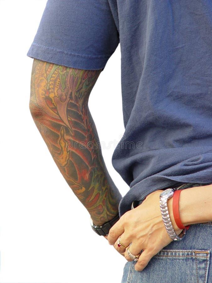 Download Body art stock photo. Image of back, beauty, couple, tattoo - 26014