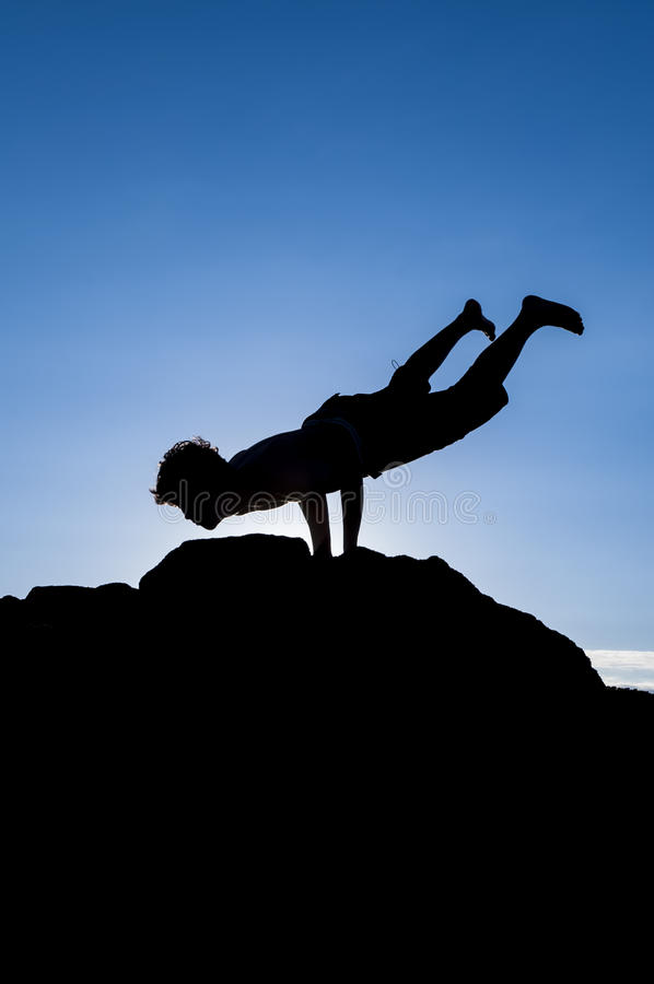 Download Body balance stock image. Image of action, meditating - 26793727