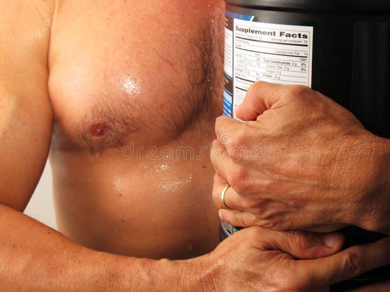 Download Body builder stock image. Image of biceps, black, abdomen - 16257589