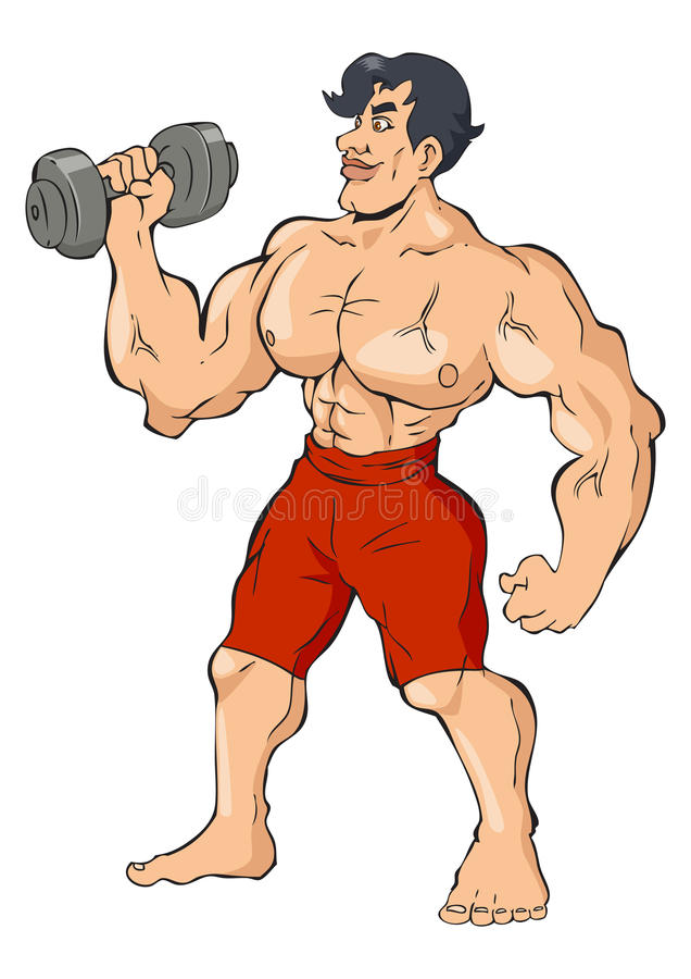 Download Body Builder Royalty Free Stock Photo - Image: 26841865