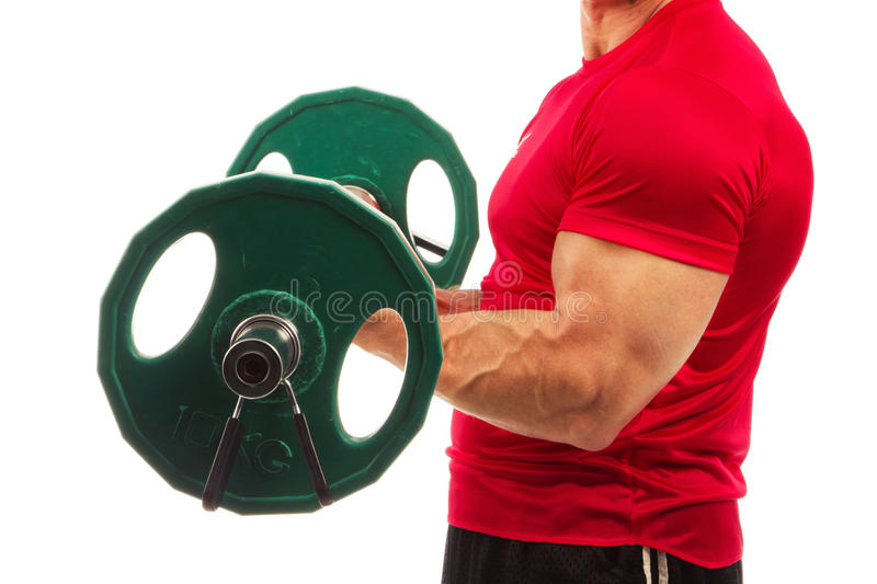 Body building stock images