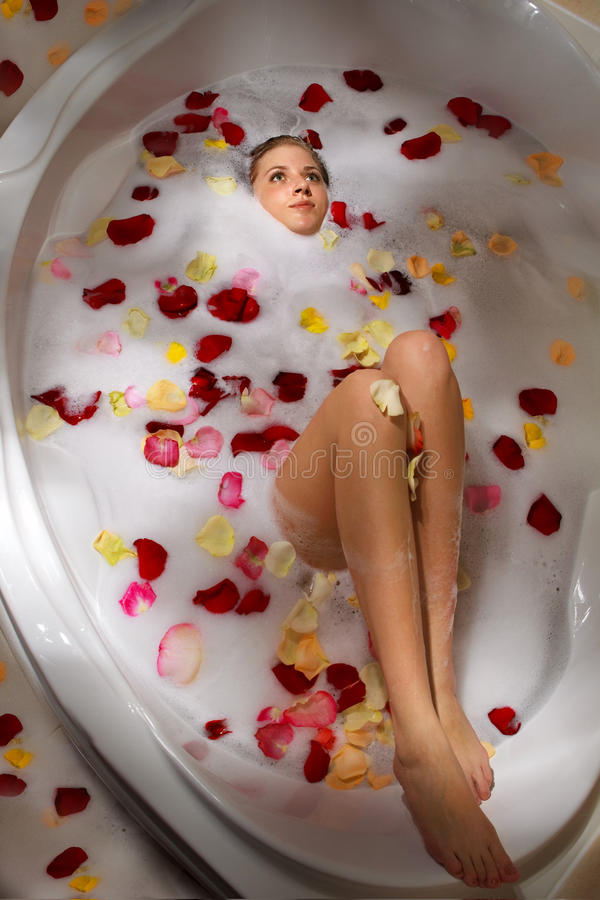 Download Body care. stock photo. Image of bath, aroma, female - 22302194