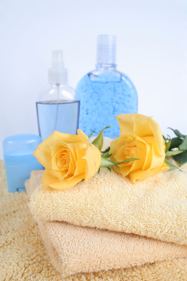Free Body Care Items Stock Image - 502821