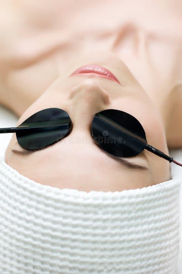 Download Body Care Series. Zone Electrophoresis Procedure Stock Image - Image: 5242547