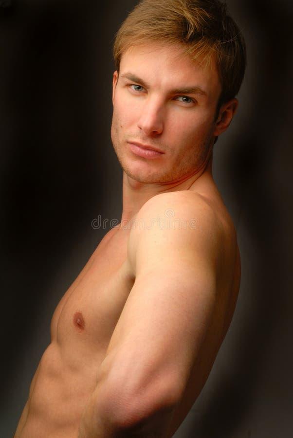 Body man royalty free stock photos
