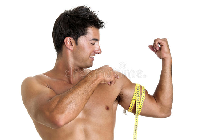Body power royalty free stock image
