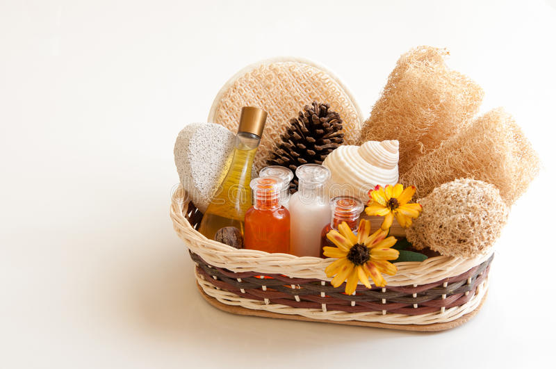 Download Body treatment stock image. Image of basket, body, essential - 26633601